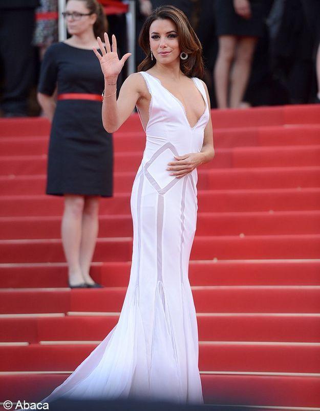 Le look du jour de Cannes: Eva Longoria