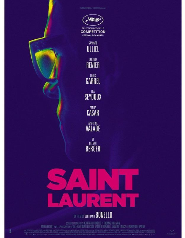 Cannes 2014 : Gaspard Ulliel, impeccable dans « Saint Laurent »