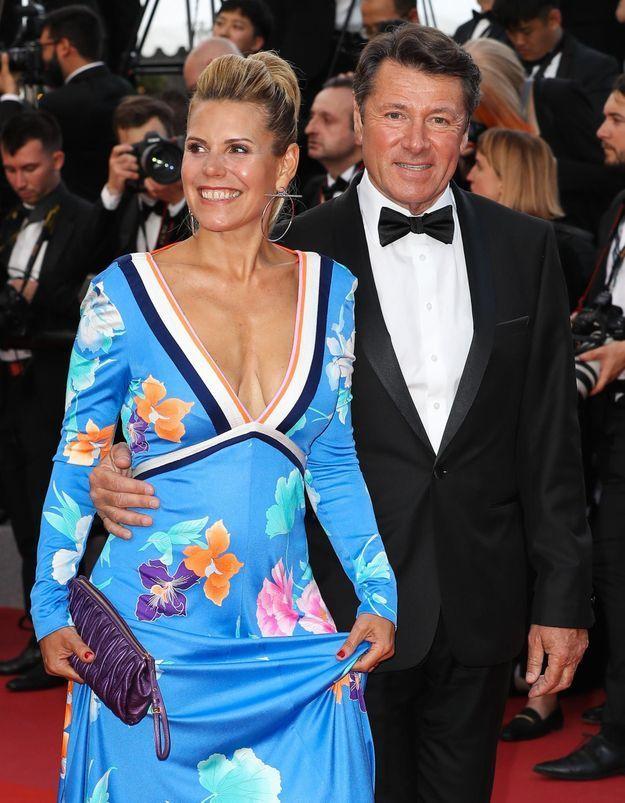 Cannes 2018 : attaquée sur son physique, Laura Tenoudji répond à ses détracteurs