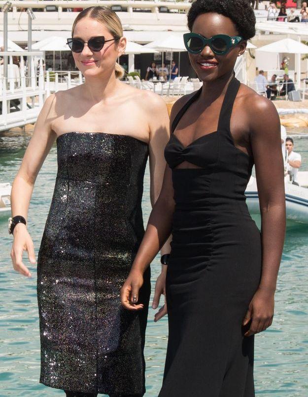 Marion Cotillard et Lupita Nyong'o