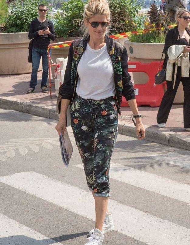 Alice Taglioni profite du soleil de Cannes