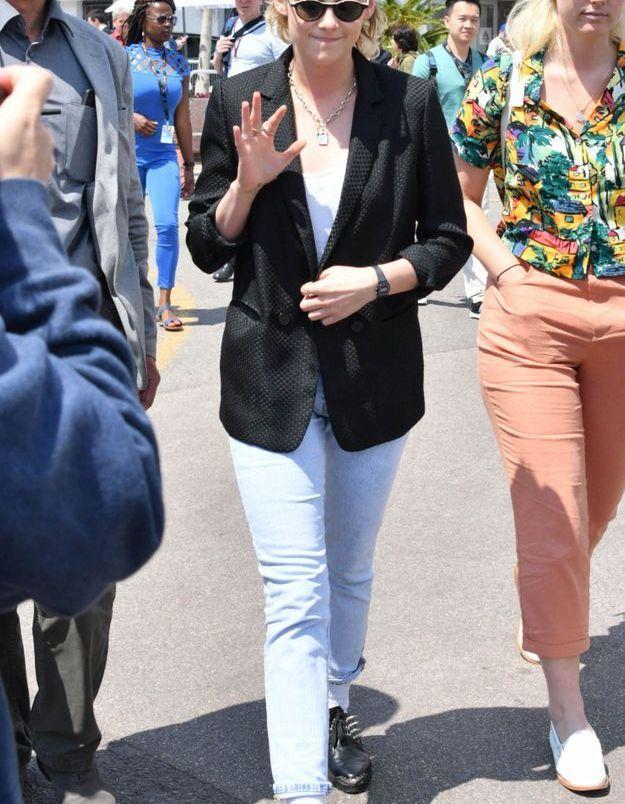 Kristen Stewart, membre du jury de cette 71ème édition du festival de Cannes