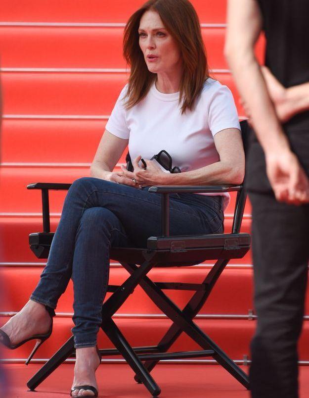 Julianne Moore en interview
