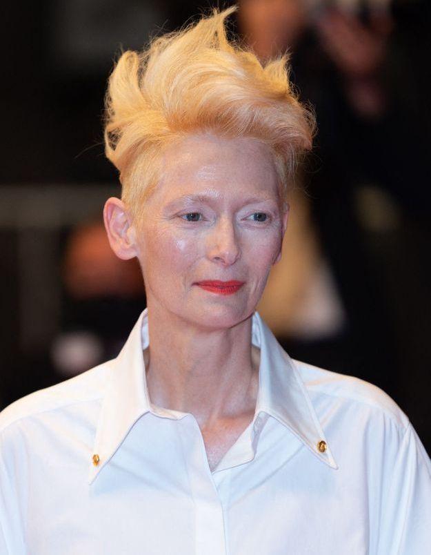 Cannes 2021 : Tilda Swinton, actrice féministe : « Il ne faut pas se contenter de notre situation »