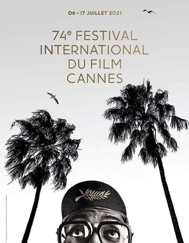 Découvrez l'affiche du 74e Festival de Cannes dédiée au président Spike Lee