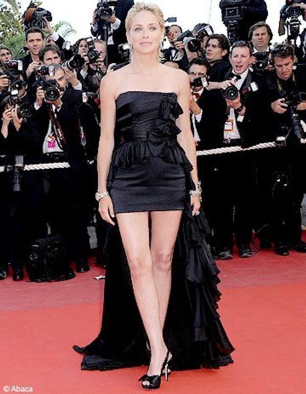 Sharon Stone : encore une star qui ne viendra pas à Cannes
