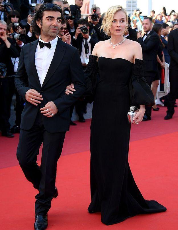 Fatih Akin et Diane Kruger