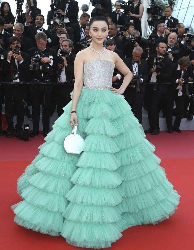 Fan Bing Bing en Ali Karoui Couture