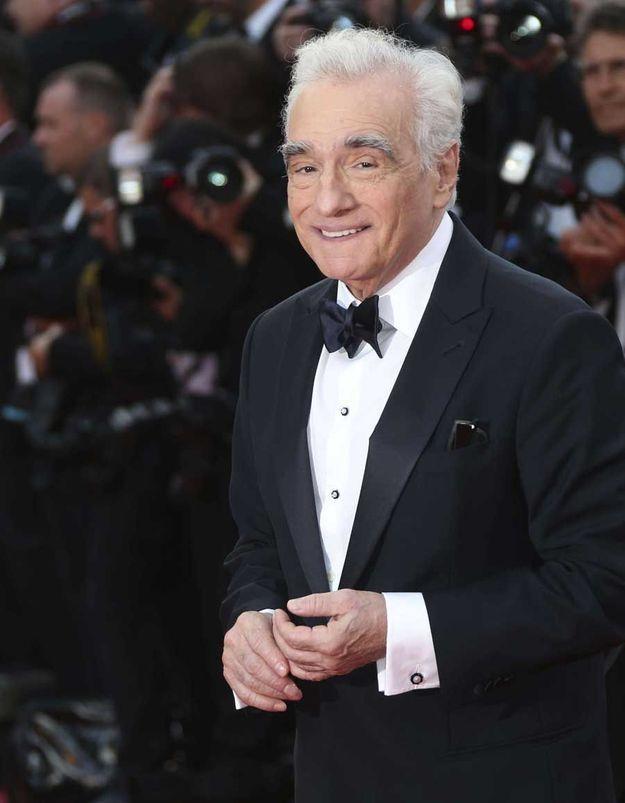Martin Scorsese en Giorgio Armani