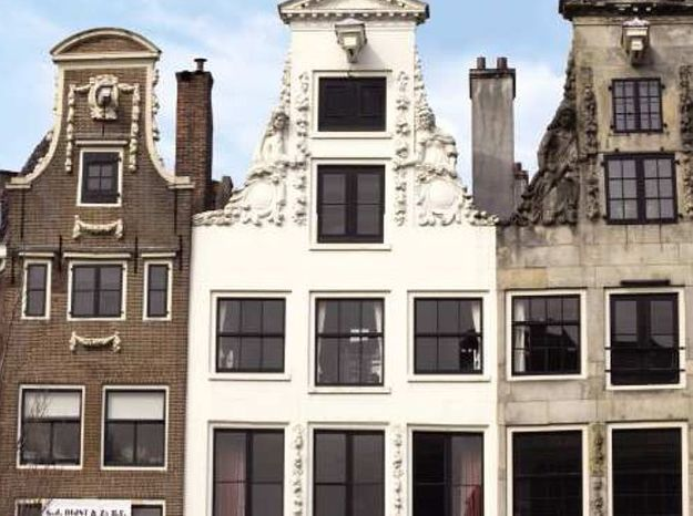 Amsterdam au fil de l'art