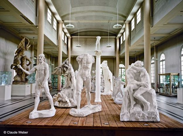 Galerie oeuvres rodin