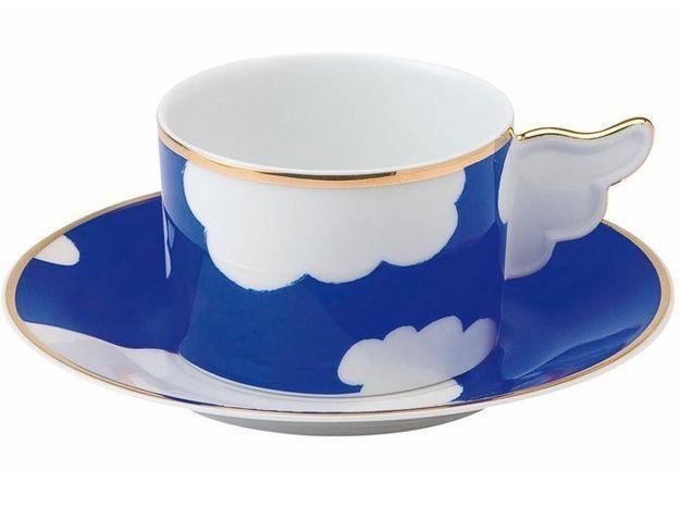 Castelbajac revisite les services en porcelaine