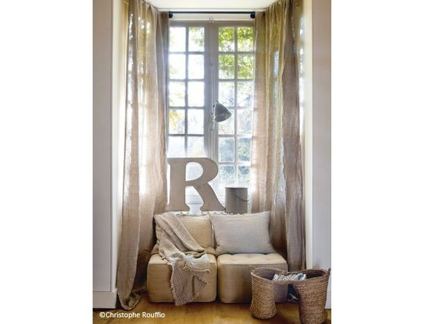 Deco campagne deco recup bow window