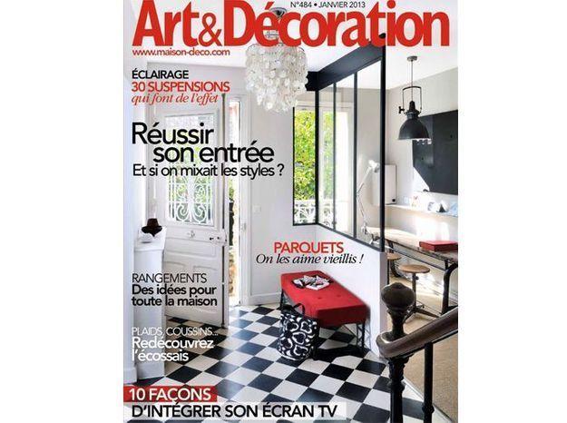 Couv Art et Deco 484