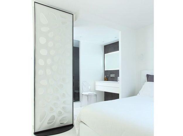 Petite salle de bains de 3 m² design