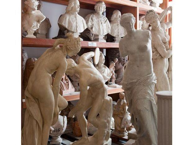 Gros plan sur l'atelier du Louvre et des musées de France