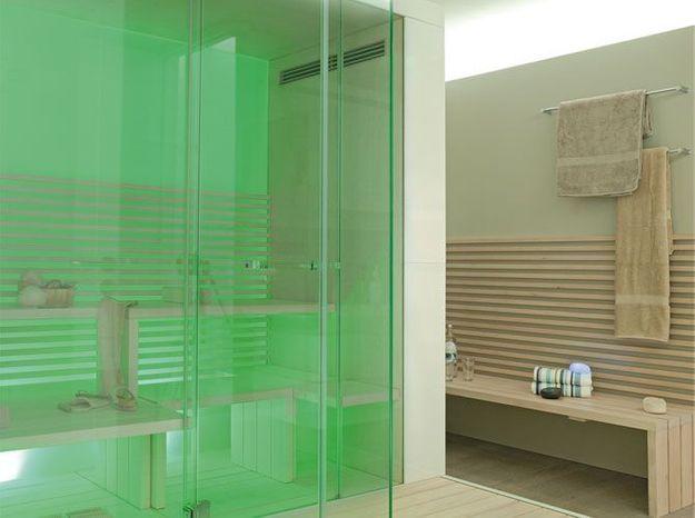 Hammam ou sauna ?