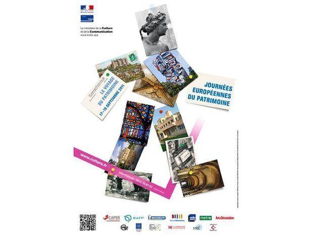 La 28ème édition des Journées européennes du patrimoine
