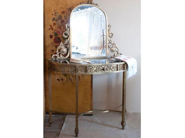 la coiffeuse en bronze elle d coration. Black Bedroom Furniture Sets. Home Design Ideas