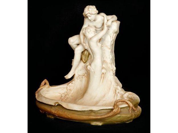 La porcelaine Royal Dux