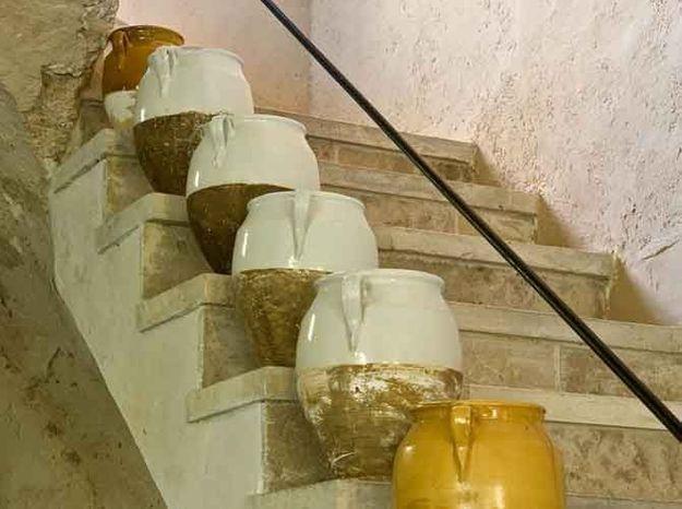 La restauration d'une bastide de Lourmarin