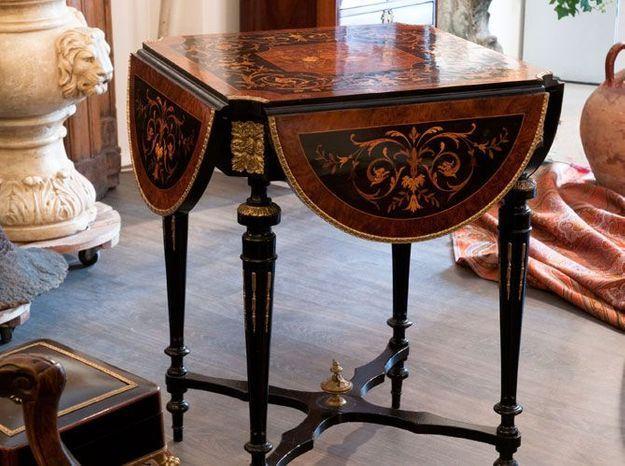 La table Napoléon III