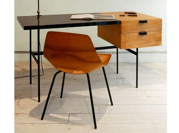 le bureau des ann es 1950 elle d coration. Black Bedroom Furniture Sets. Home Design Ideas
