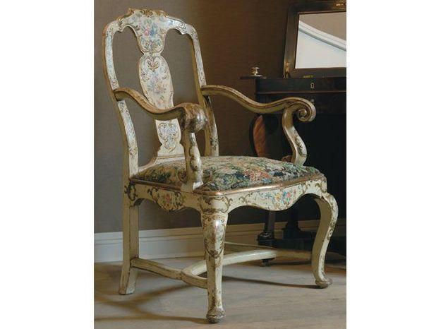 Le fauteuil vénitien