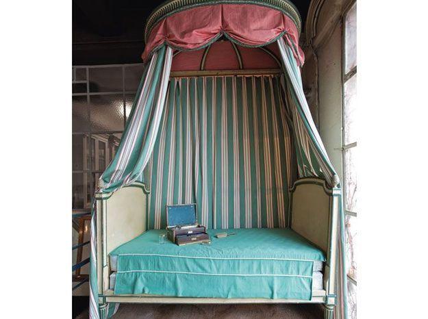 Le lit à la polonaise