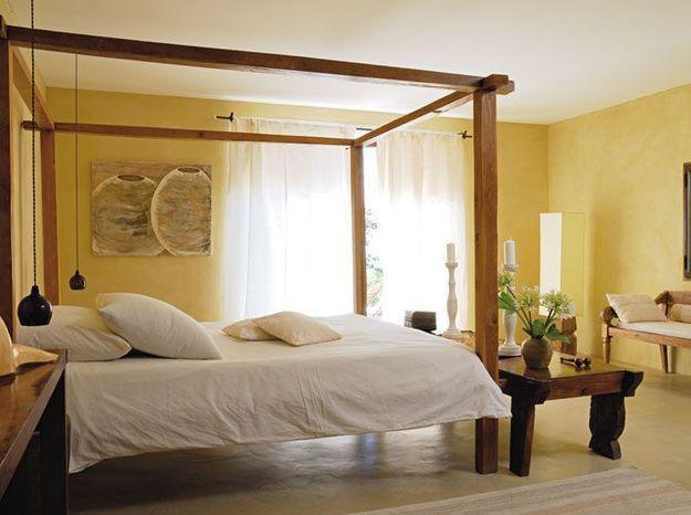les chambres l 39 heure de la sieste elle d coration. Black Bedroom Furniture Sets. Home Design Ideas