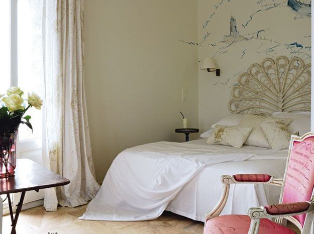 Les chambres l 39 heure de la sieste elle d coration - Chambre d hotel a l heure ...