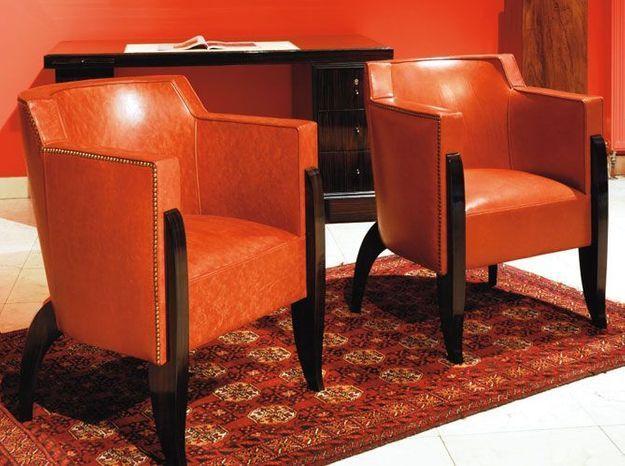 Les fauteuils Art déco