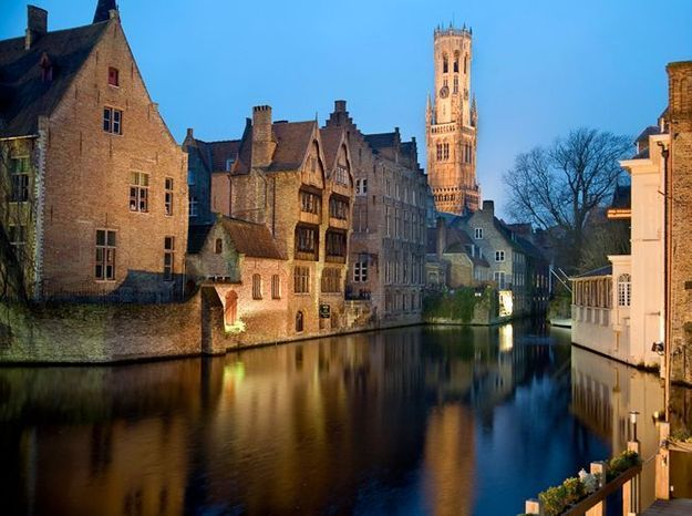 Les meilleures adresses de Bruges