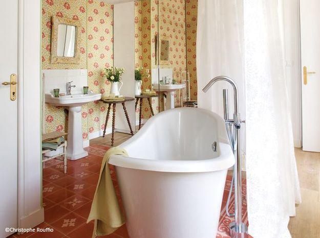 3. Salle de bains british