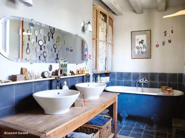 4. Salle de bains récup'