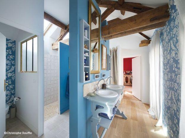 8. Salle de bains cottage