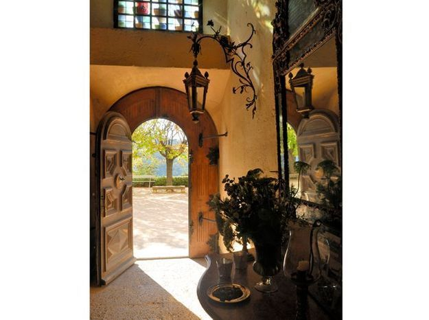 Noël en Provence: visite privée du château d'Ansouis