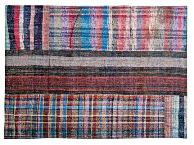 Tapis patchwork roche bobois 2
