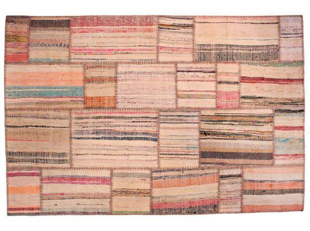 Tapis patchwork kilim deco 2