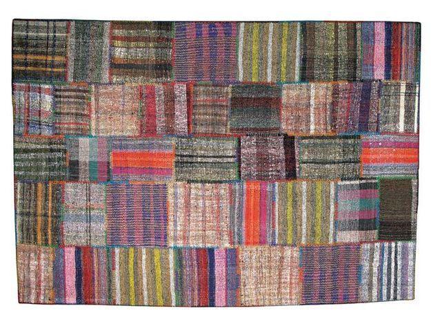 Tapis patchwork roche bobois 3