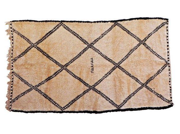 Tapis ethnique galerie demesure