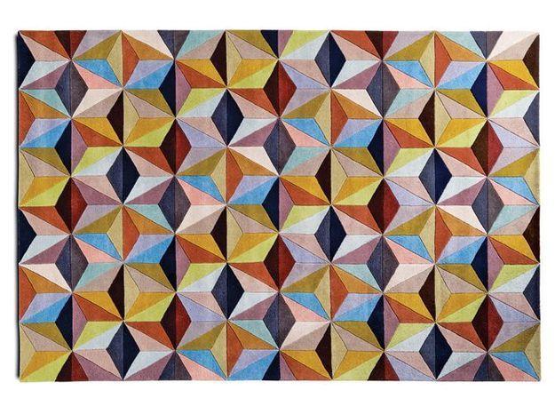 Tapis geometrie bo concept