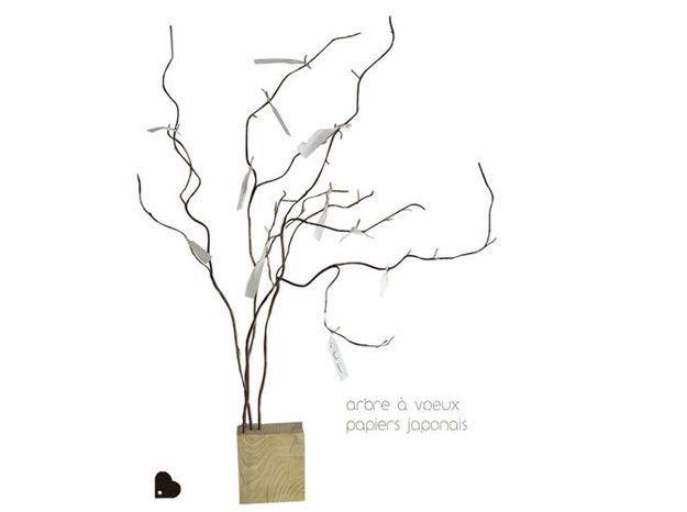 un arbre messages elle d coration. Black Bedroom Furniture Sets. Home Design Ideas