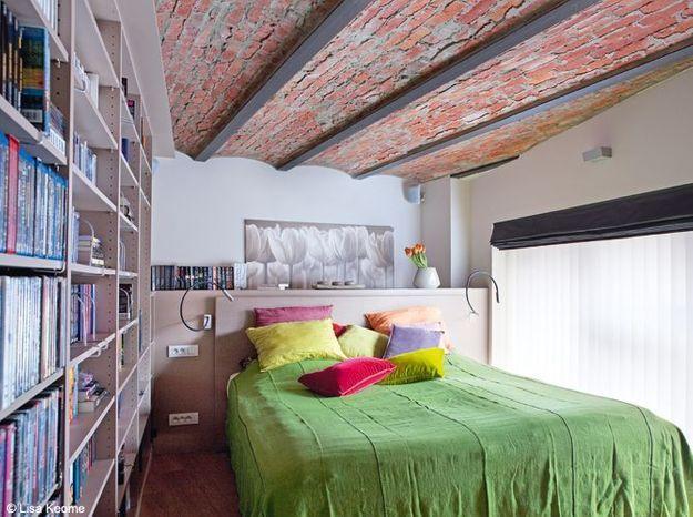 Un loft en couleur c'est possible !