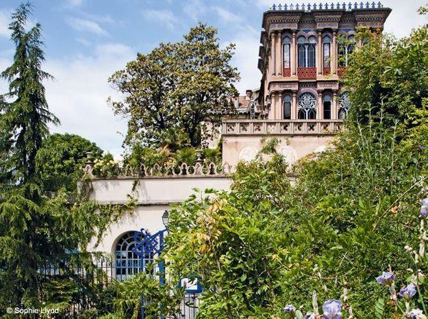 Villa casamaures grenoble