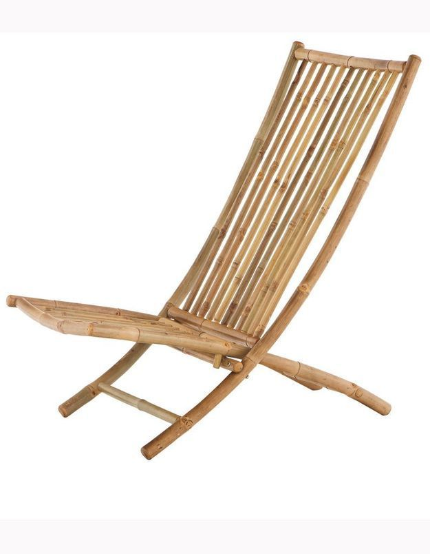 Chaise Basse Bambb Fly