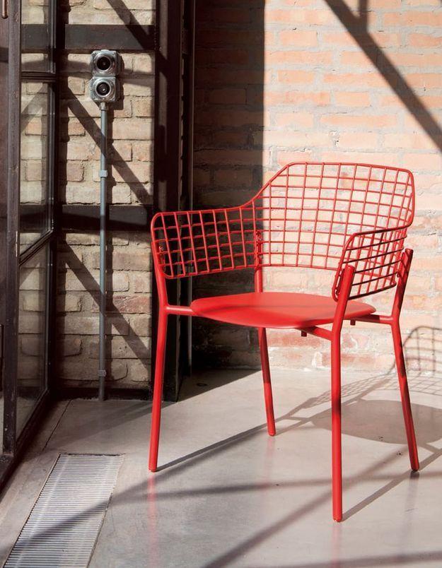 Une chaise de balcon Emu