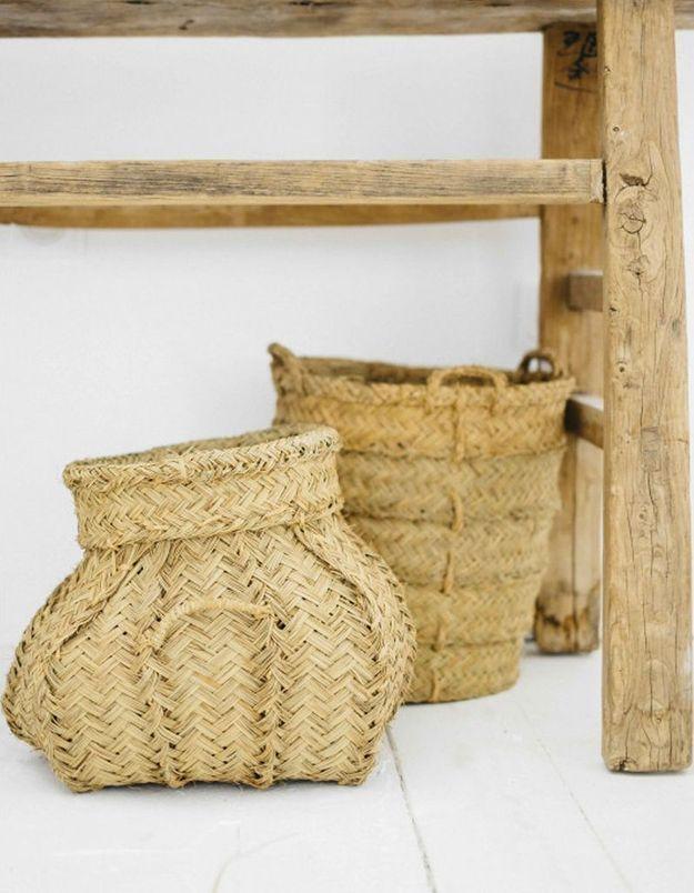 Un cache-pot artisanal