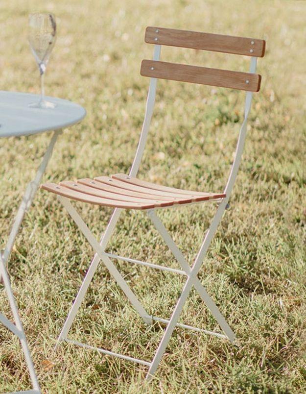 Chaise de jardin Fermob