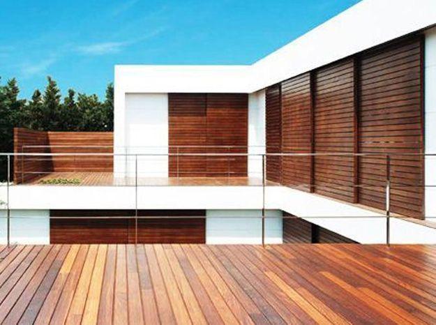 Comment Construire Une Terrasse Surelevee En Bois Elle